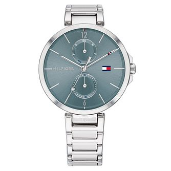 Tommy Hilfiger Angela Ladies' Stainless Steel Bracelet Watch - Product number 2872544