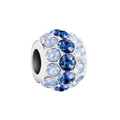 Chamilia Splendor air blue opal and sapphire bead - Product number 2872579
