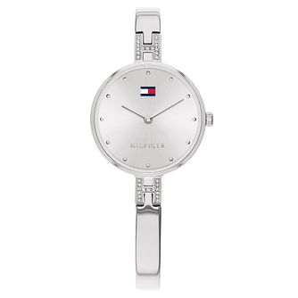 Tommy Hilfiger Ladies' Stainless Steel Bangle Watch - Product number 2872714