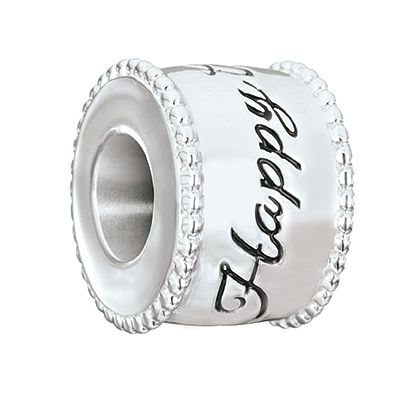 Chamilia Happy Anniversary sterling silver bead - Product number 2873605