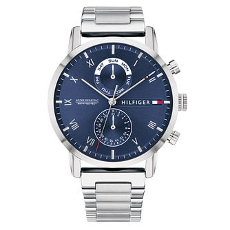 Tommy Hilfiger Kane Men's Stainless Steel Bracelet Watch - Product number 2873648