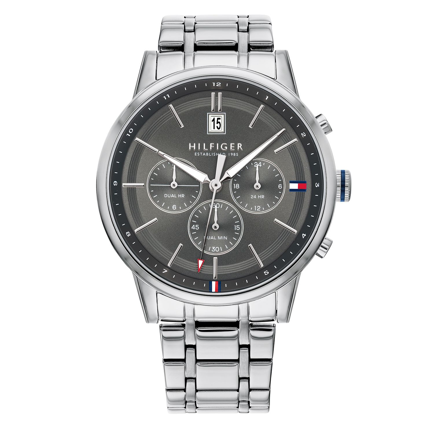 Tommy Hilfiger Men's Stainless Steel Bracelet Watch - Product number 2873885