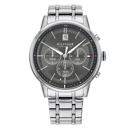 Tommy Hilfiger Kyle Men's Stainless Steel Bracelet Watch - Product number 2873885