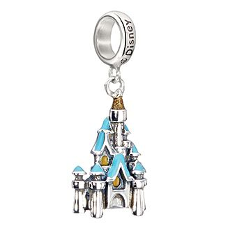 Chamilia Sterling Silver Cinderella's Castle Bead - Product number 2876027