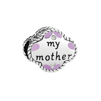 Chamilia Silver My Mother My Friend Charm - Product number 2876973