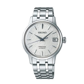 Seiko Presage Limited Edition Stainless Steel Bracelet Watch - Product number 2877252