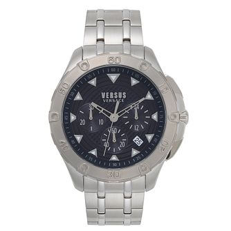 Versus Versace Men's Stainless Steel Bracelet Watch - Product number 2892693
