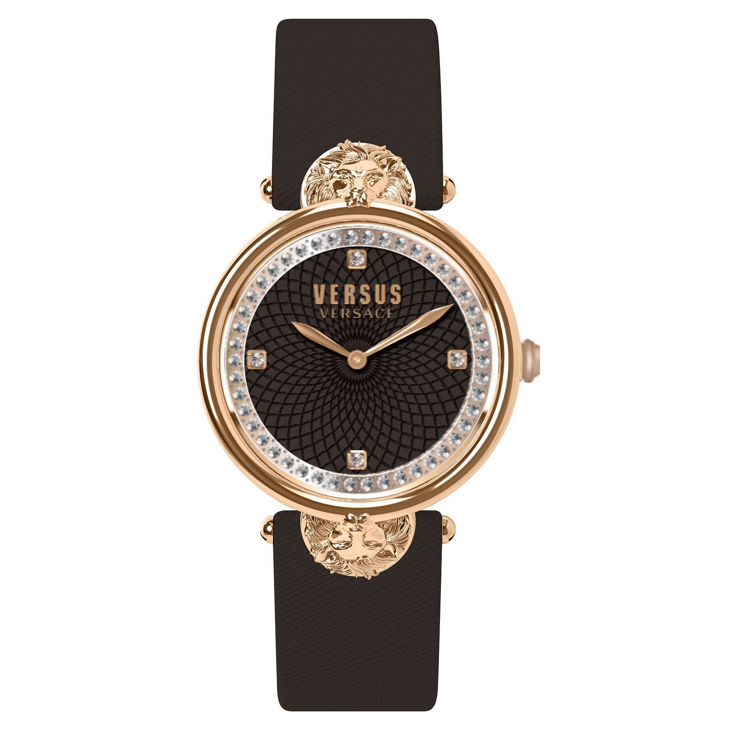 Versus Versace Ladies' Leather Strap Watch - Product number 2892782