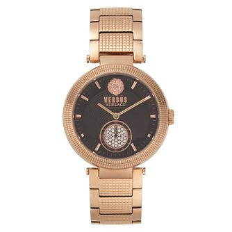 Versus Versace Star Ferry Gold Plated Bracelet Watch - Product number 2892901