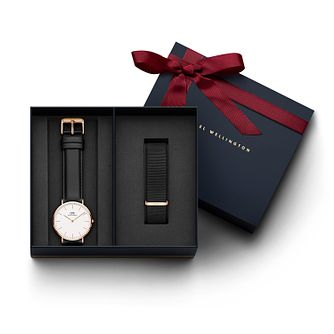 Daniel Wellington Classic Sheffield Men's Gift Set - Product number 2899140