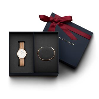Daniel Wellington Classic Petite Melrose Ladies' Gift Set - Product number 2899159