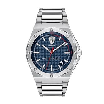 Ferrari Scuderia Aspire Men's Stainless Steel Bracelet Watch - Product number 2899884