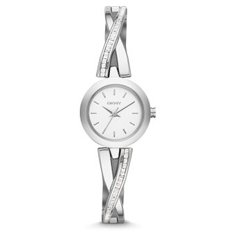 DKNY Ladies' Stainless Steel Bracelet Watch - Product number 2903318
