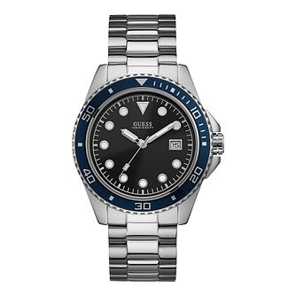 Guess Men's Stainless Steel Bracelet Watch - Product number 2912813