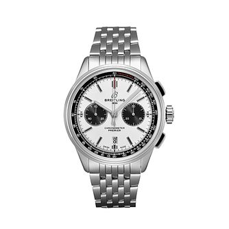 Breitling Premier B01 Stainless Steel Bracelet Watch - Product number 2923408