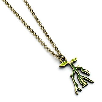 Harry Potter Fantastic Beasts Bowtruckle Necklace - Product number 2940175