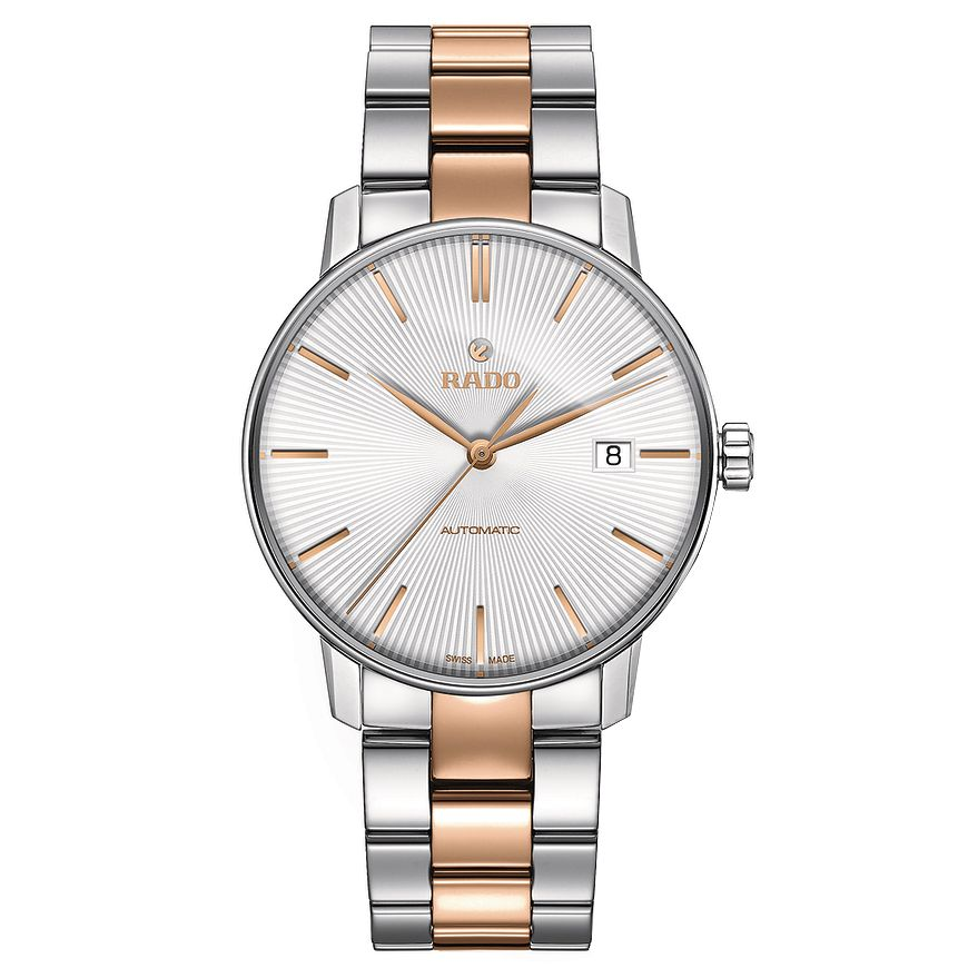 Rado Men's Stainless Steel & Rose Gold-Plated Bracelet Watch - Product number 2944146