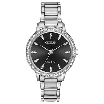 Citizen Silhouette Ladies' Stainless Steel Bracelet Watch - Product number 2948273