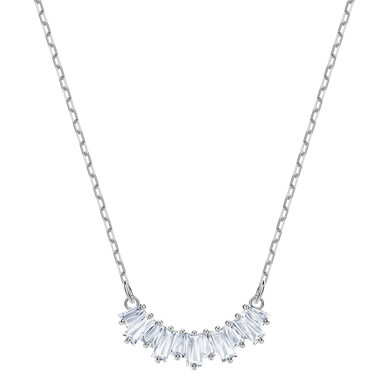 Swarovski Ladies' Rhodium Plated Sunshine Necklace - Product number 2950316