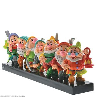 Disney Britto Seven Dwarfs Figurine - Product number 2950626
