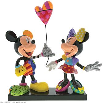 Disney Britto Mickey & Minnie Mouse NLE 3000 Figurine - Product number 2950634