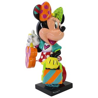 Disney Britto Fashionista Minnie Mouse Figurine - Product number 2950685