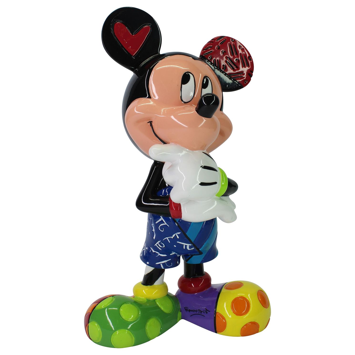 Disney Britto Mickey Mouse Mini Figurine - Product number 2950707