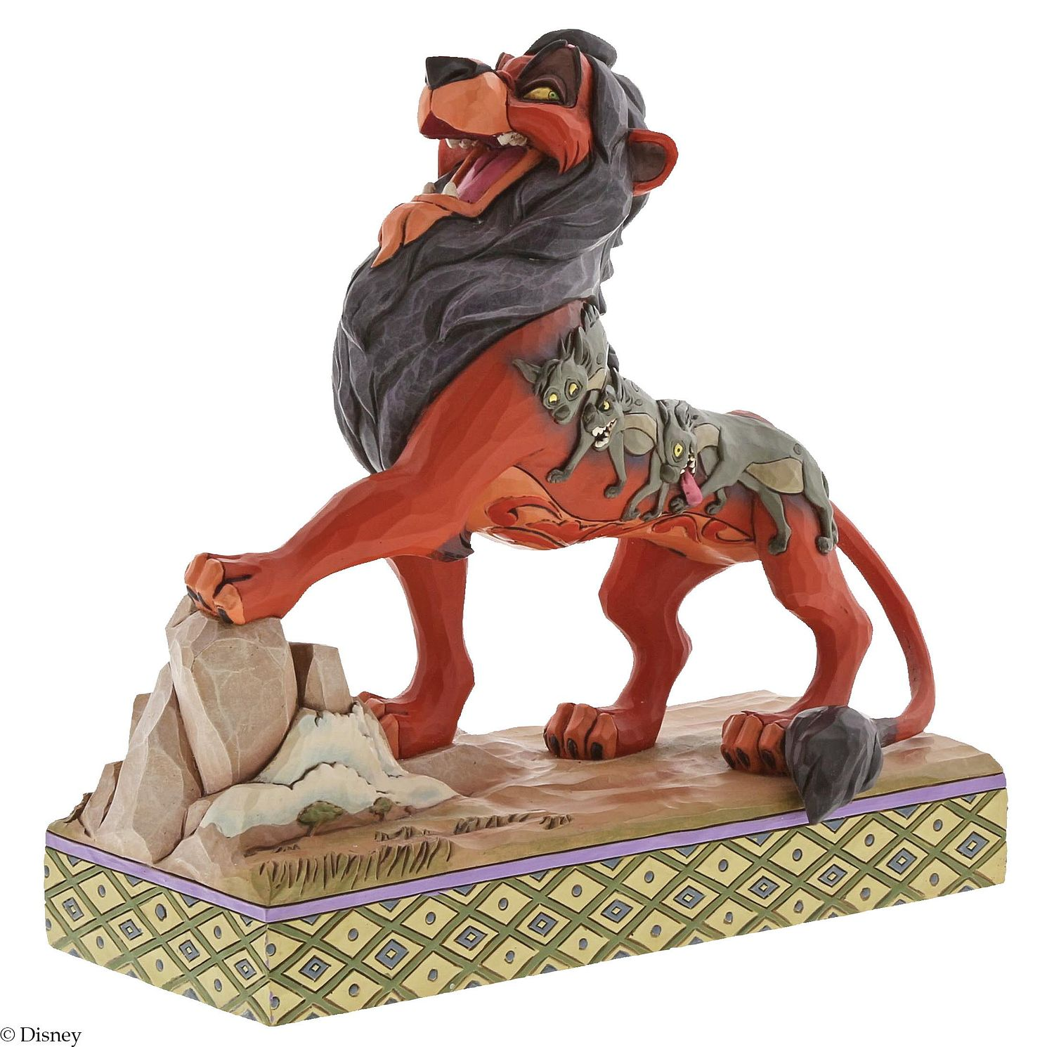 Disney Traditions The Lion King Scar Figurine - Product number 2950715