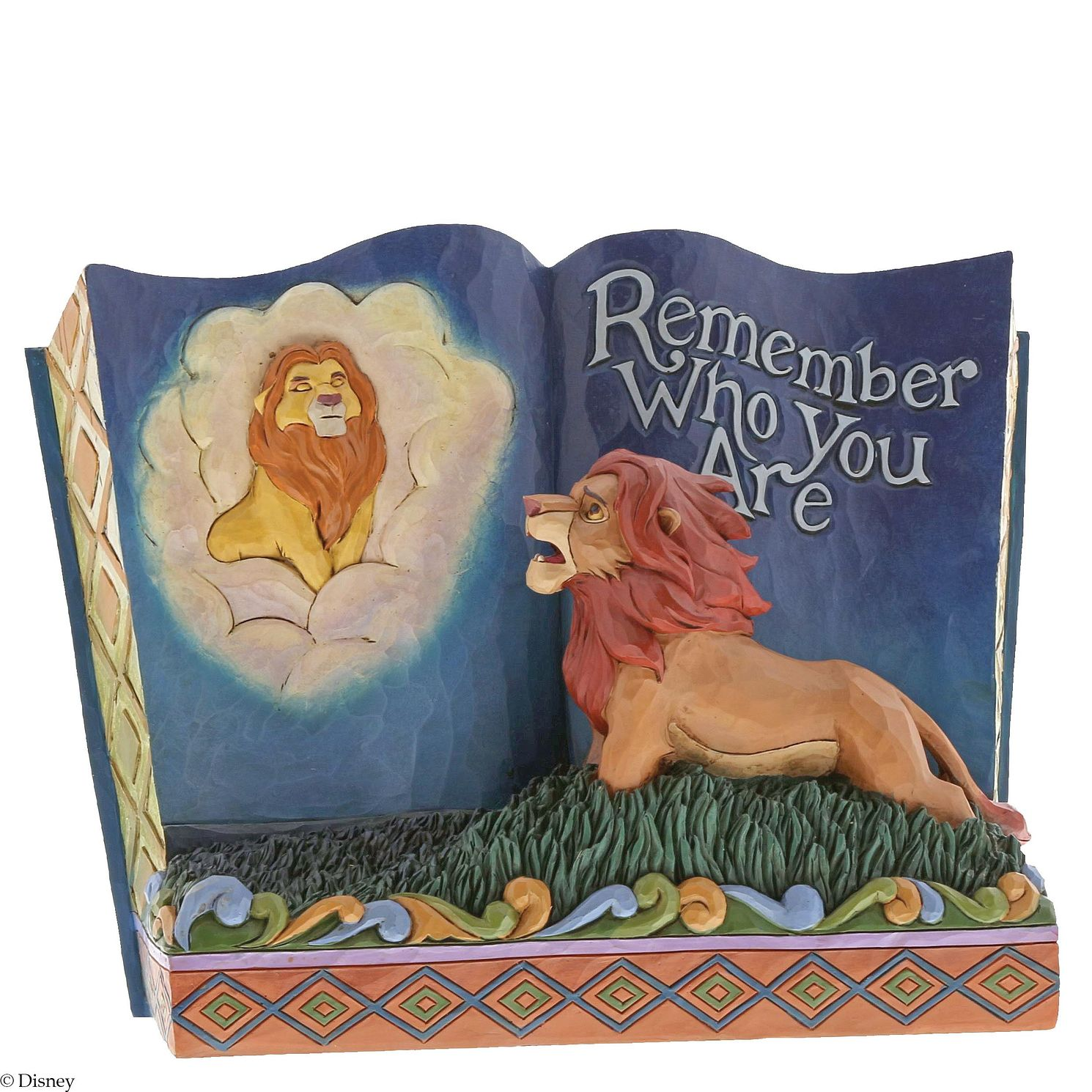 Disney Traditions The Lion King Book Figurine - Product number 2950723