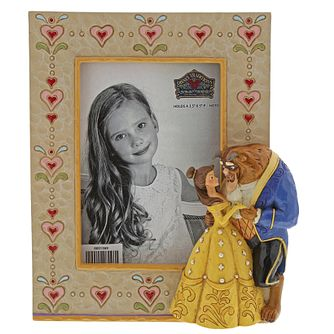 Disney Traditions Beauty and the Beast Photo Frame - Product number 2950871