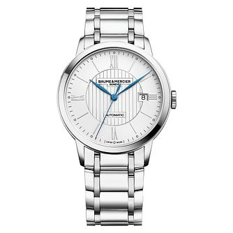 Baume & Mercier Classima Men's Bracelet Watch - Product number 2951312