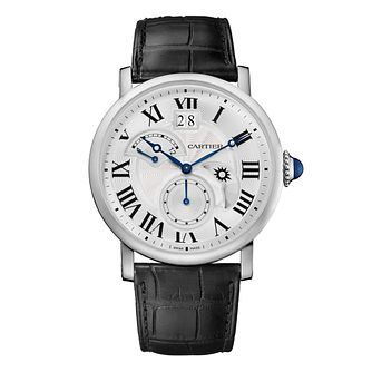 Cartier Men's Stainless Steel Strap Watch - Product number 2951517