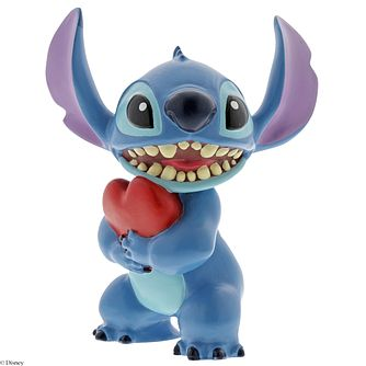 Disney Showcase Stitch Heart Figurine - Product number 2951711