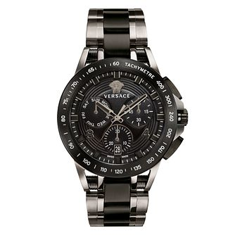 Versace Sport Tech Men's Two-Tone Bracelet Watch - Product number 2951967
