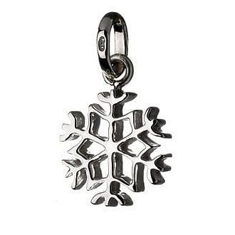 Links Of London Sterling Silver Snowflake Charm - Product number 2952238