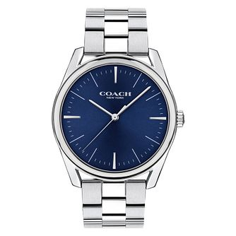 Coach Modern Luxury Men's Stainless Steel Bracelet Watch - Product number 2953161
