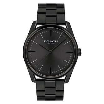 Coach Modern Luxury Men's IP Stainless Steel Bracelet Watch - Product number 2953196
