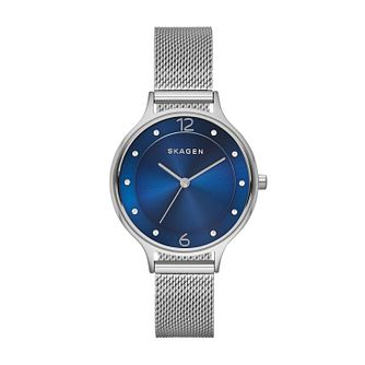 Skagen Ladies' Anita Stainless Steel Bracelet Watch - Product number 2959178