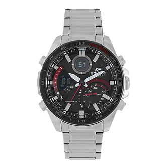 Casio Edifice Men's Stainless Steel Bracelet Watch - Product number 2962624
