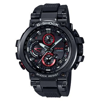 Casio G-Shock Mtg Premium Black Rubber Strap Watch - Product number 2963019
