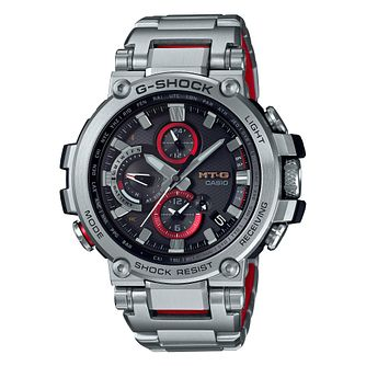Casio G-Shock Mt-G Premium Stainless Steel Bracelet Watch - Product number 2963051