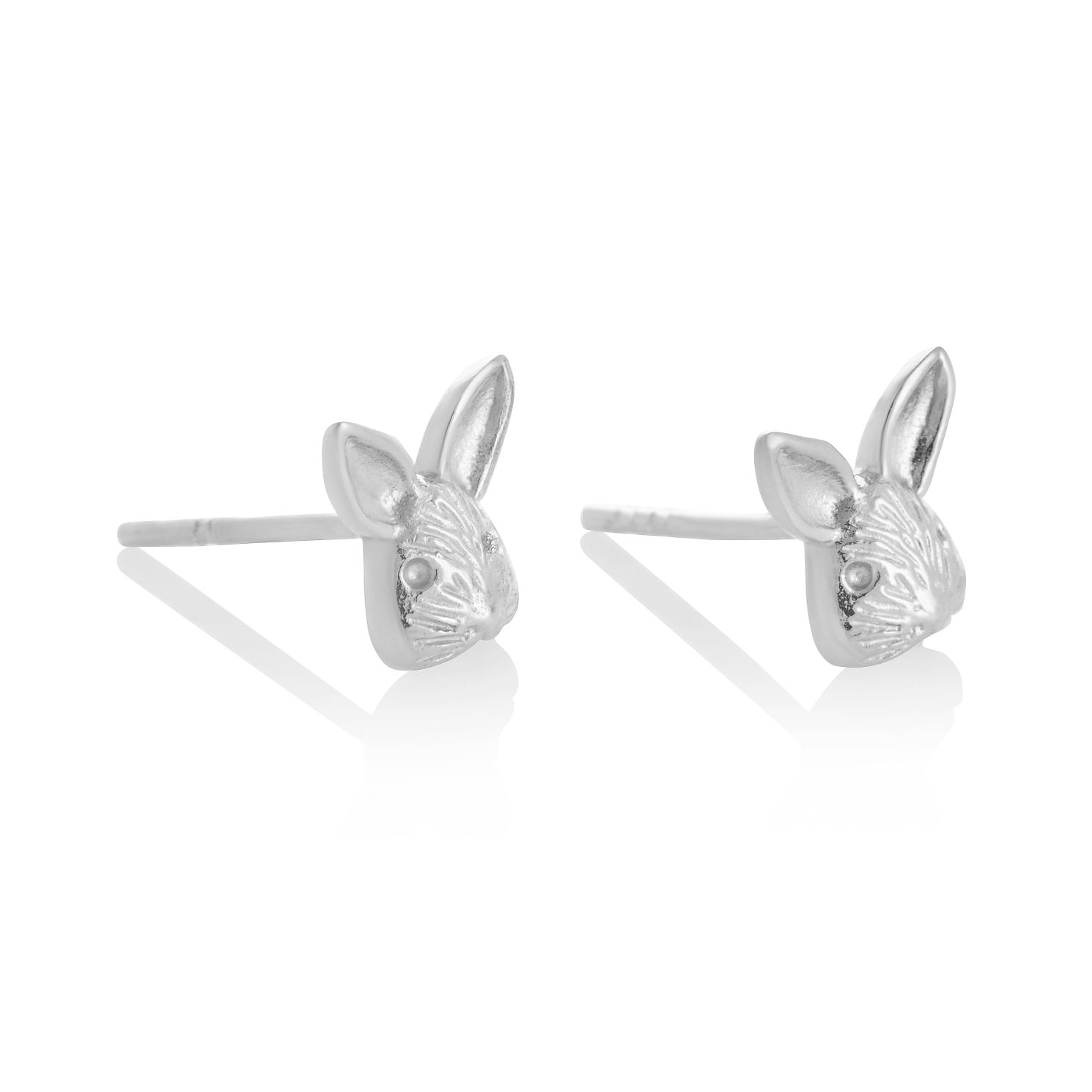 Olivia Burton Sterling Silver 3D Bunny Stud Earrings - Product number 2970015