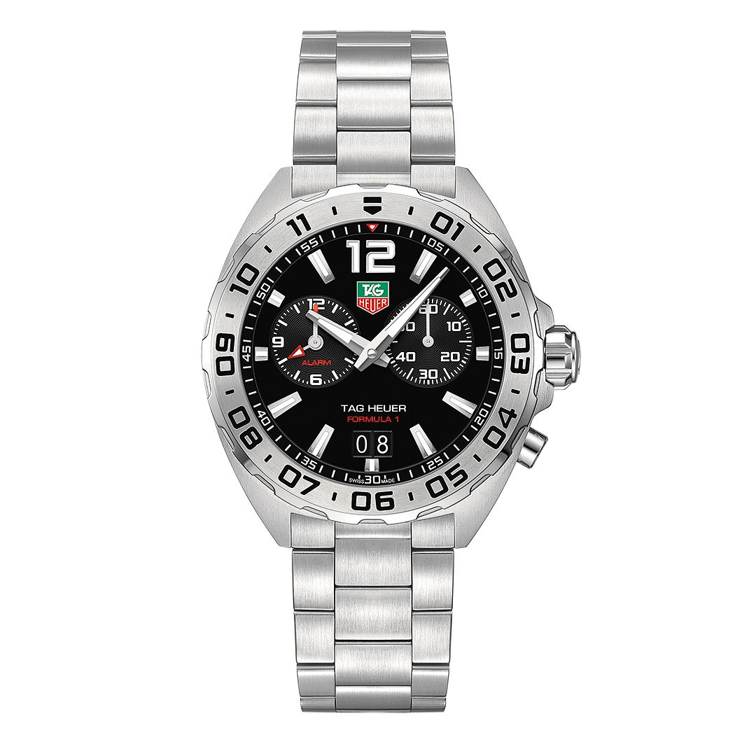 TAG Heuer Formula 1 Men's Stainless Steel Bracelet Watch - Product number 2972840