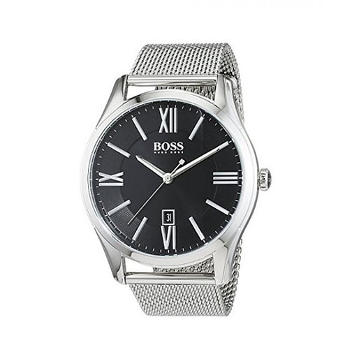 BOSS Ambassador Men's Stainless Steel Bracelet Watch - Product number 2974215