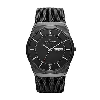 Skagen Melbye Men's Titanium Mesh Bracelet Watch - Product number 2990784