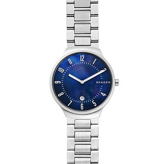 Skagen Grenen Men's Stainless Steel Bracelet Watch - Product number 2995425