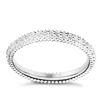 Chamilia Eternity Swarovski Zirconia Stacking Ring Medium - Product number 3027384