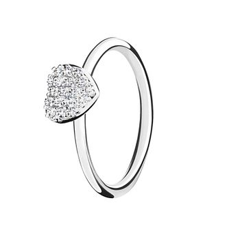 Chamilia Affection Swarovski Zirconia Stacking Ring Small - Product number 3027740
