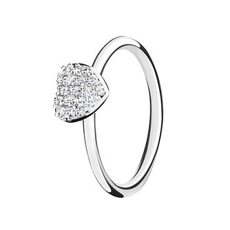 Chamilia Affection Swarovski Zirconia Stacking Ring Large - Product number 3027821