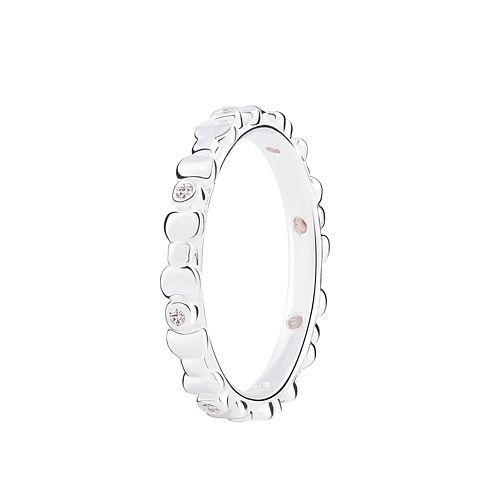 Chamilia Affinity bright sterling silver ring medium - Product number 3030180